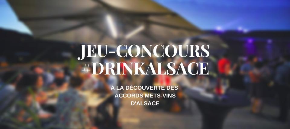 Concours : à la découverte de la Route des vins avec #DrinkAlsace