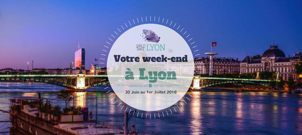 Nos coups de cœur du week-end à Lyon (30 juin – 1er juillet)