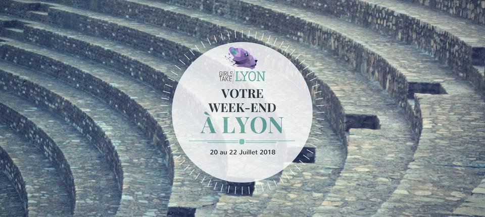 Nos coups de coeur du week-end à Lyon (20 -22 juillet)