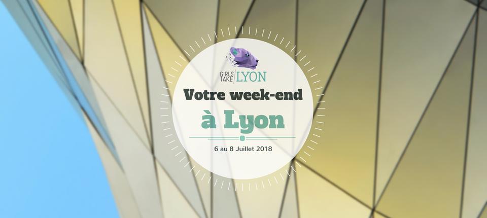 Nos coups de cœur du week-end à Lyon (6-8 juillet)