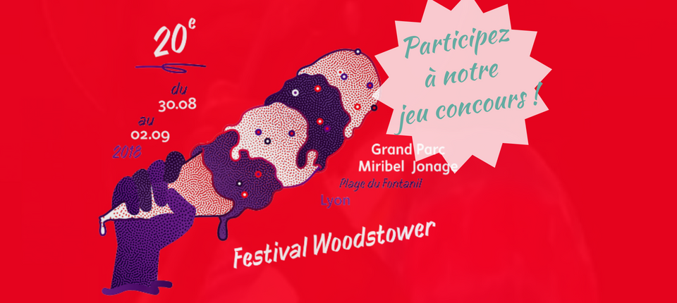 Woodstower : le festival de musique du parc de Miribel Jonage
