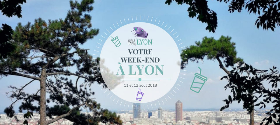 Nos coups de cœur du week-end à Lyon (11-12 août)