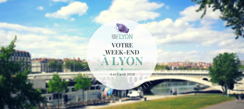 Nos coups de cœur du week-end à Lyon (4-5 août)