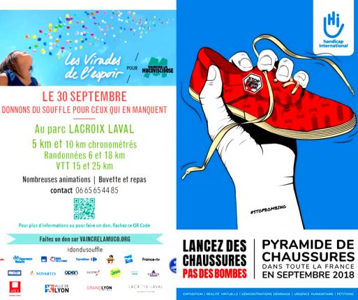 Evénements caritatif Lyon