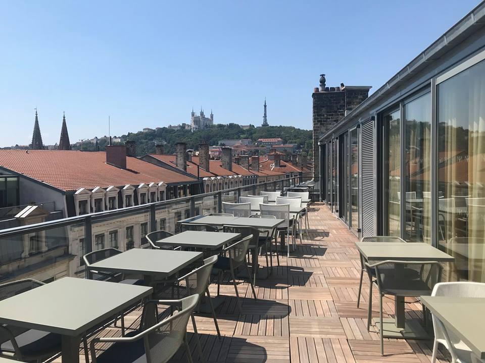 rooftop maison no Lyon