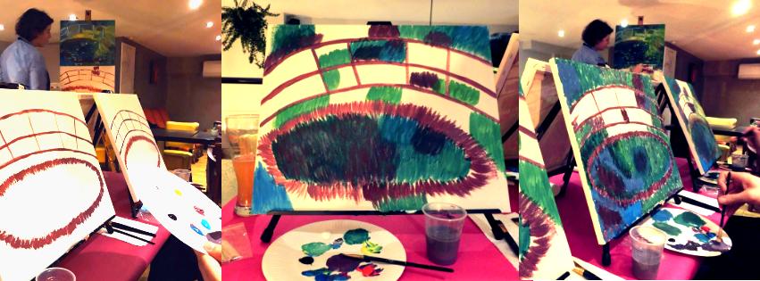 Soirée Happy Paint
