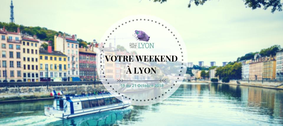 Nos coups de coeur du week-end à Lyon (19 -21 octobre)