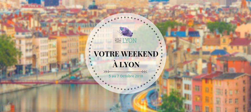 Nos coups de cœur du week-end à Lyon (6-7 octobre)