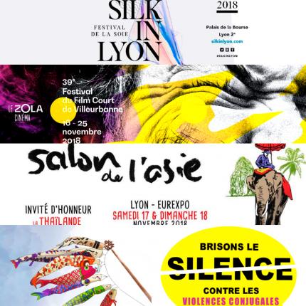 Salons et Festivals Lyon