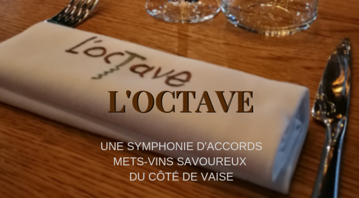 L'Octave, l'harmonie de la cuisine et du vin