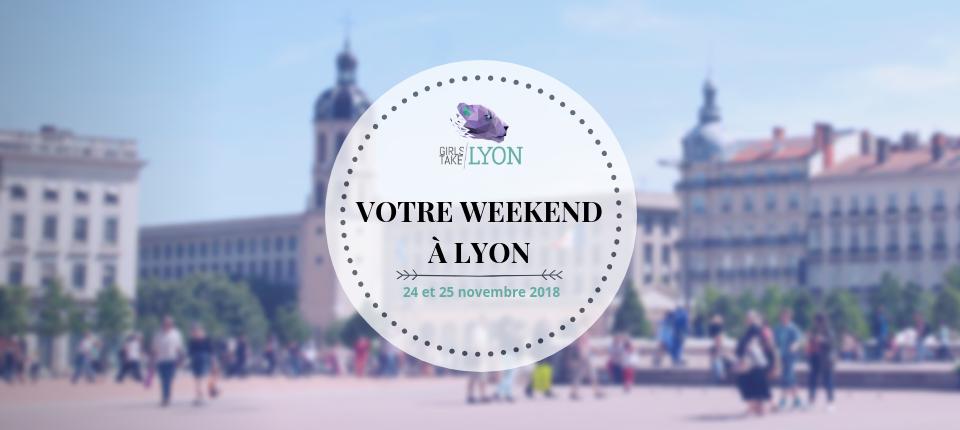 Nos coups de cœur du week-end à Lyon (24-25 novembre)
