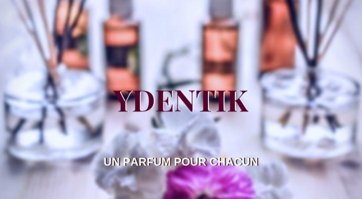 Ydentik, bar à parfums