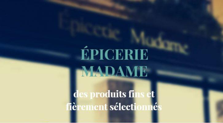 Épicerie Madame - Épicerie fine & raffinée à Lyon 2e