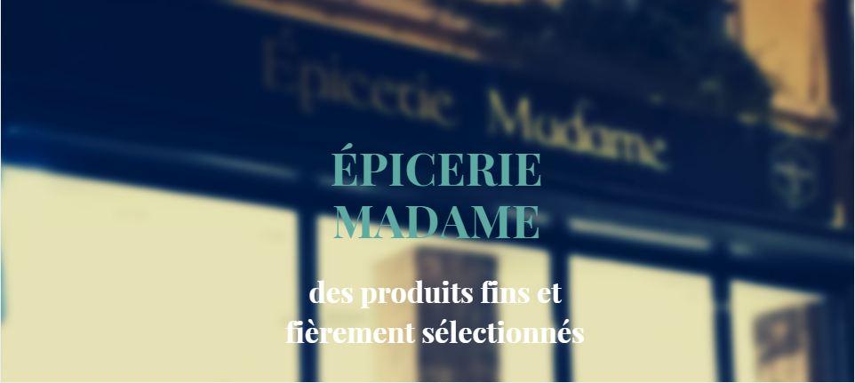 Épicerie Madame – Épicerie fine & raffinée à Lyon 2e