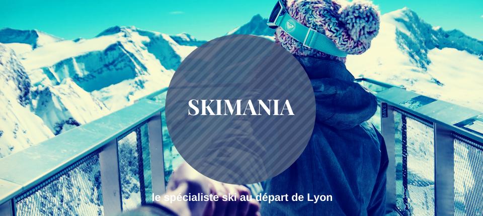 Sortie autour de Lyon : une journée à la neige avec Skimania
