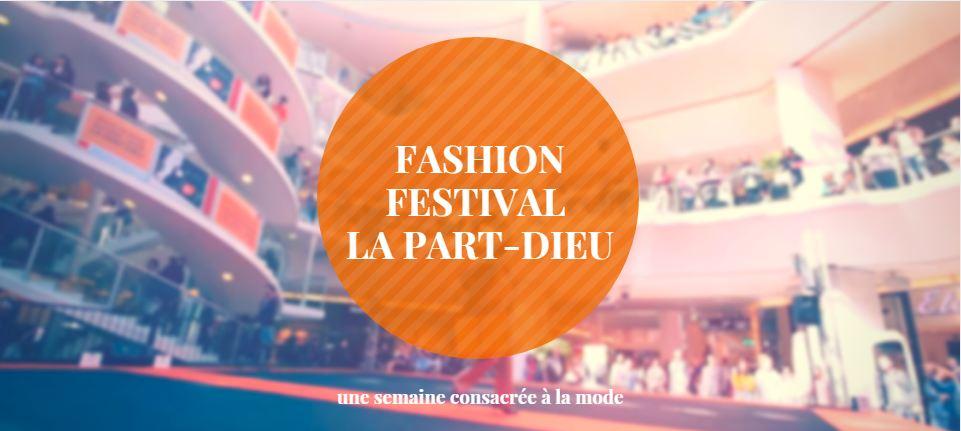 Lyon aussi a sa Fashion Week : Festival de la mode à la Part-Dieu !