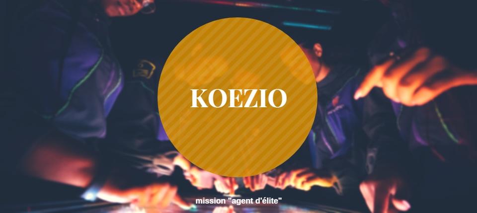 Préparez-vous aux défis de Koezio Lyon