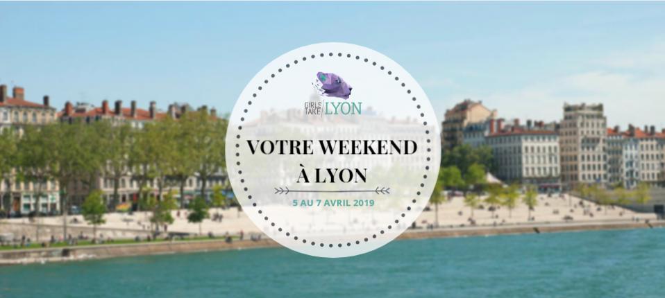 Nos coups de cœur du week-end à Lyon (5 au 7 avril)