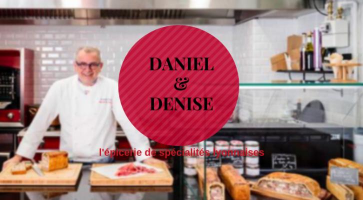 Daniel et Denise s'invitent à votre table !