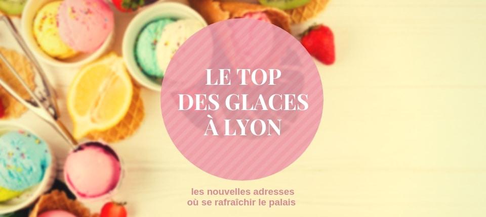 Alerte canicule : les meilleures nouveautés glacées à Lyon