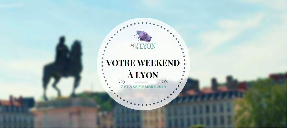 Nos coups de cœur du week-end à Lyon (7-8 septembre)