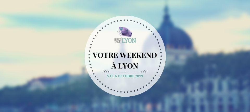 Nos coups de cœur du week-end à Lyon (5-6 octobre)