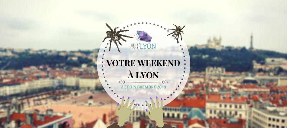 Nos coups de cœur du week-end à Lyon (2-3 novembre)