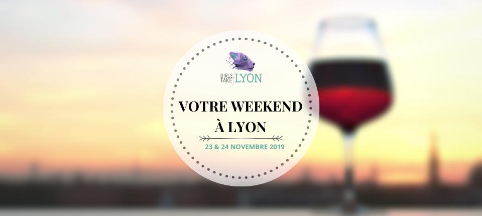 Nos coups de cœur du week-end à Lyon (23-24 novembre)