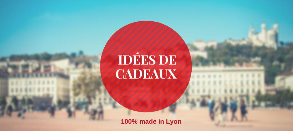 Où trouver de jolis cadeaux de Noël 100% made in Lyon?