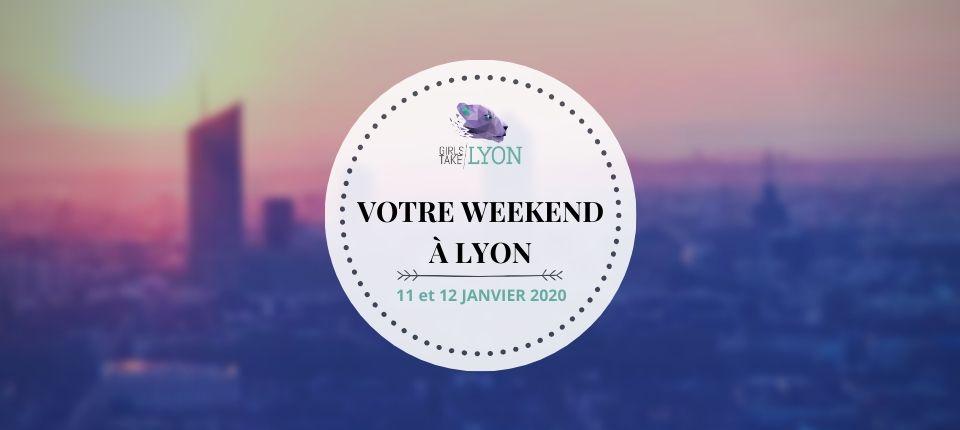 Nos coups de cœur du week-end à Lyon (11-12 janvier)