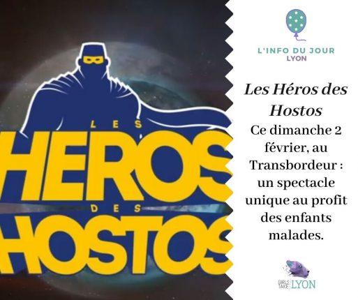 Les Héros des Hostos sont au Transbo !