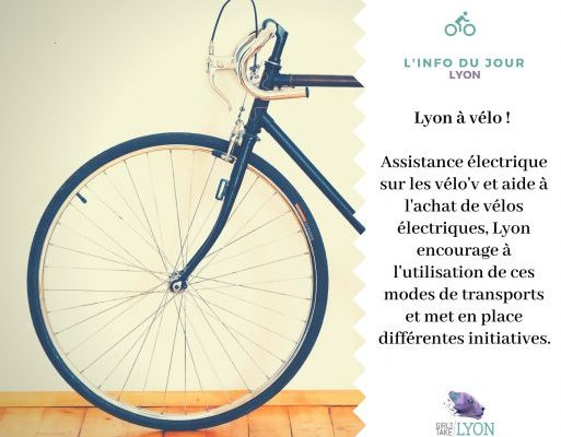 Faire du vélo à Lyon - Quelles sont les nouvelles ?