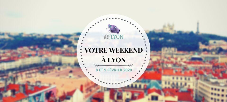 Nos coups de cœur du week-end à Lyon (8-9 février)