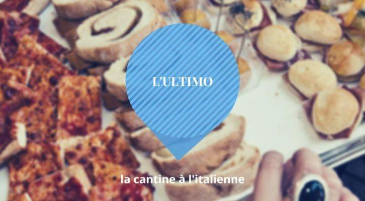 L'Ultimo, cantine italienne et aperitivo à Lyon