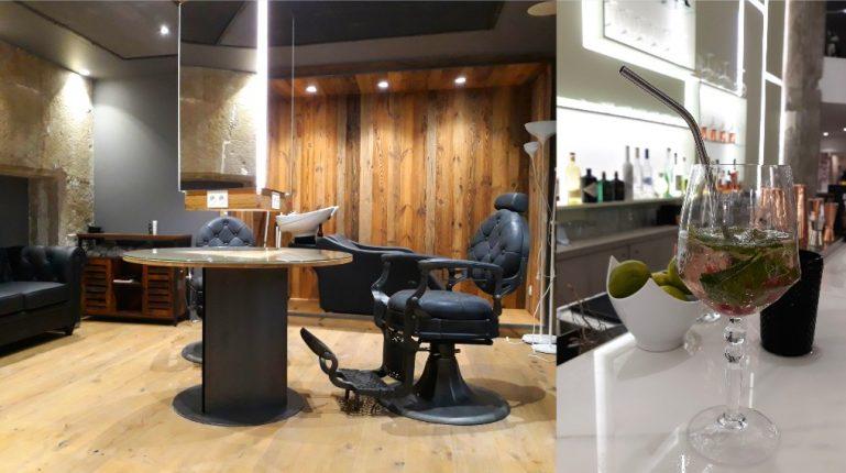Les 6ixB Barber et bar