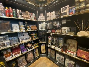 Ensemble d'accessoires, jeux baguettes, goodies et bijoux du monde de Harry Potter