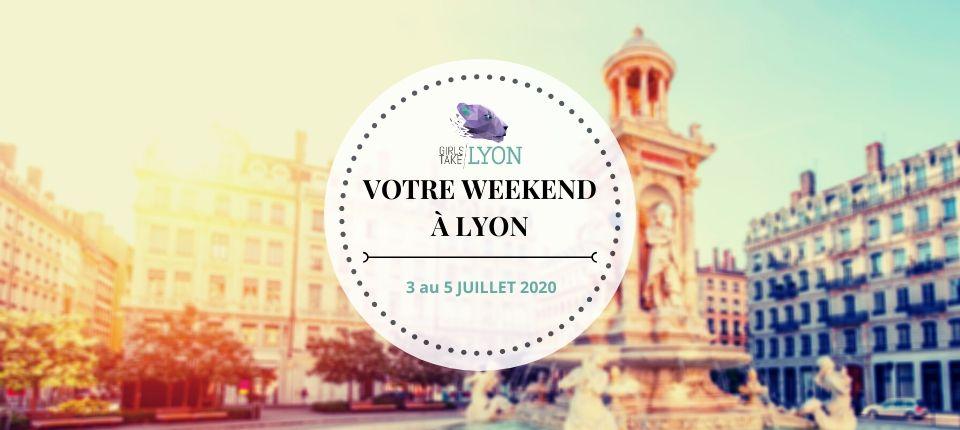 Nos coups de cœur du week-end à Lyon (3 au 5 juillet)