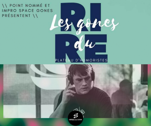 Humour et musique Lyon