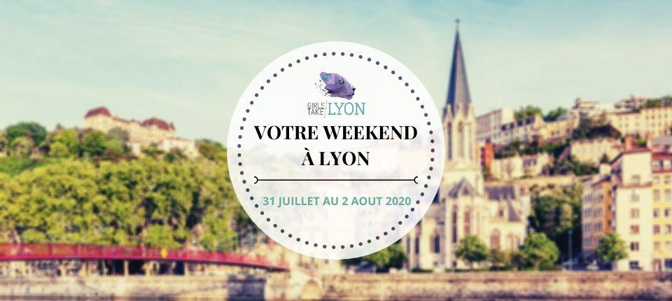 Nos coups de cœur du week-end à Lyon (31 juillet au 2 août)