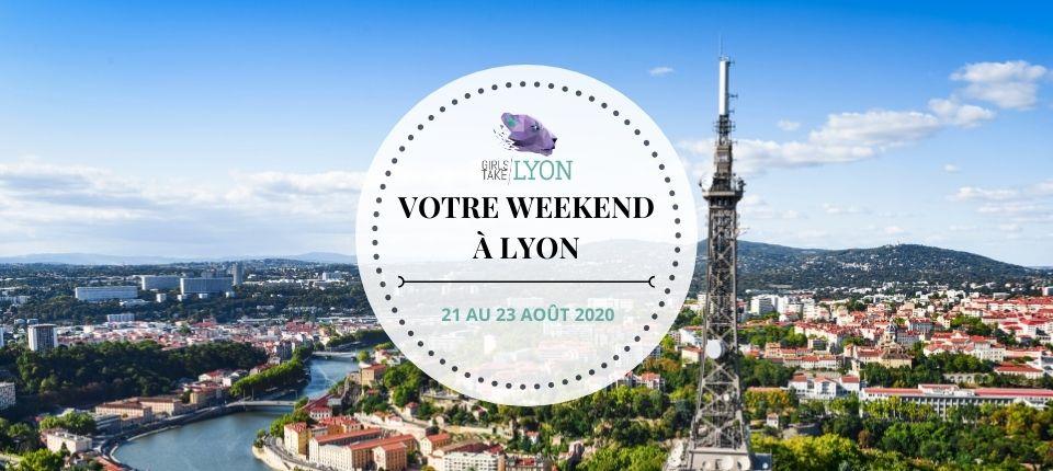Nos coups de cœur du week-end à Lyon (21 au 23 août)