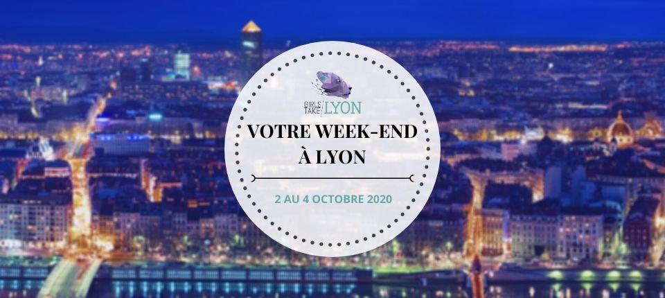 Nos coups de cœur du week-end à Lyon (du 2 au 4 octobre)