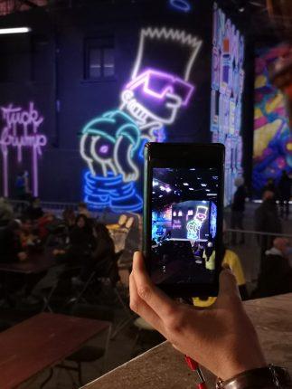 Street art festival Lyon