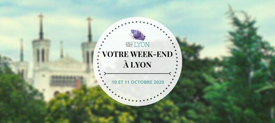 Nos coups de cœur du week-end à Lyon (10-11 octobre)