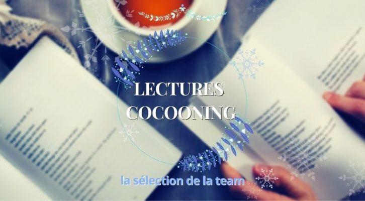 CALENDRIER DE L'AVENT J11 - Livres et lectures cocooning