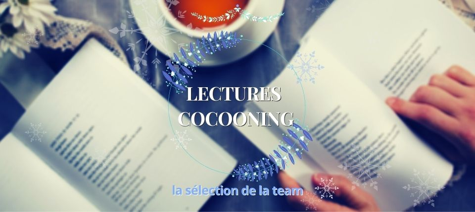 CALENDRIER DE L'AVENT J11 – Livres et lectures cocooning