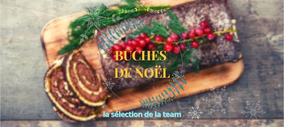 CALENDRIER DE L'AVENT J13 : Bûches de Noël à Lyon