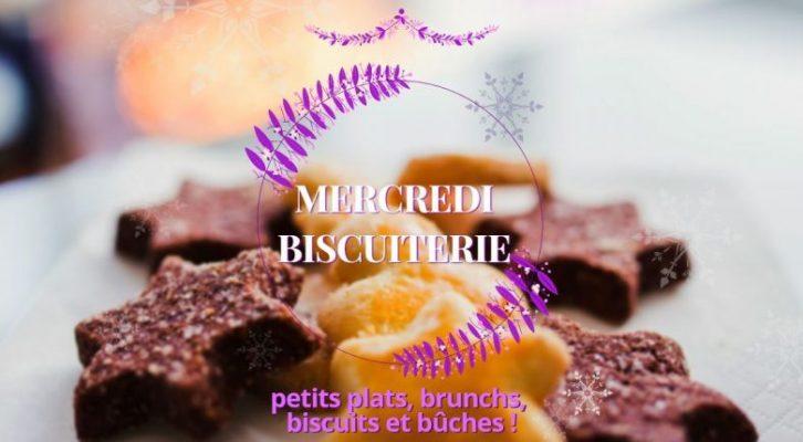 Mercredi Biscuiterie - brunchs et nouveautés