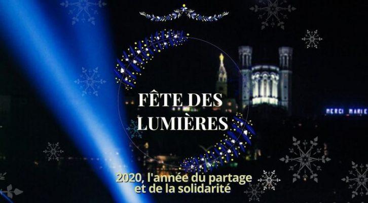 CALENDRIER DE L'AVENT J8 : Fête des Lumières 2020