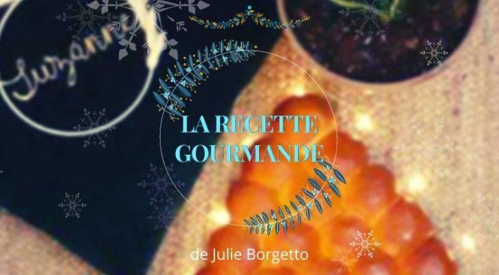 CALENDRIER DE L'AVENT J22 : le sapin gourmand de Julie