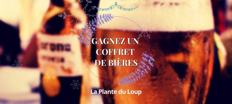 CALENDRIER DE L'AVENT J2 : La Plante du Loup livre vos bières à domicile